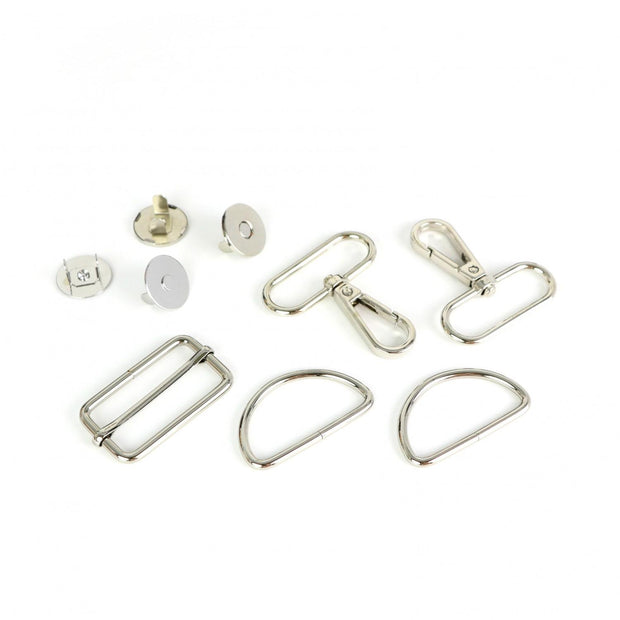 Hudson Hardware Kit Nickel