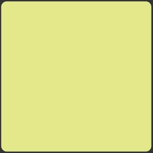 Pure Solids Light Citron