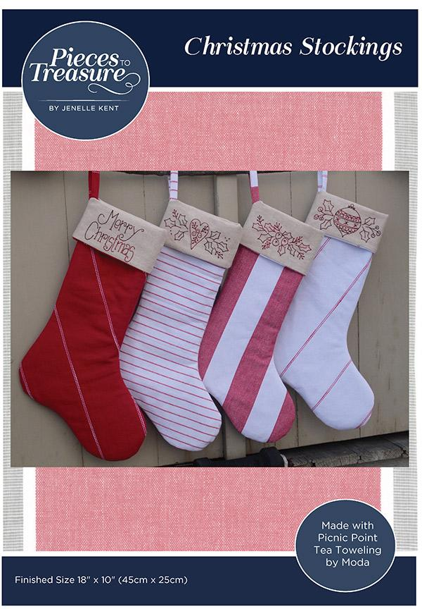 Christmas Stitchery Stockings