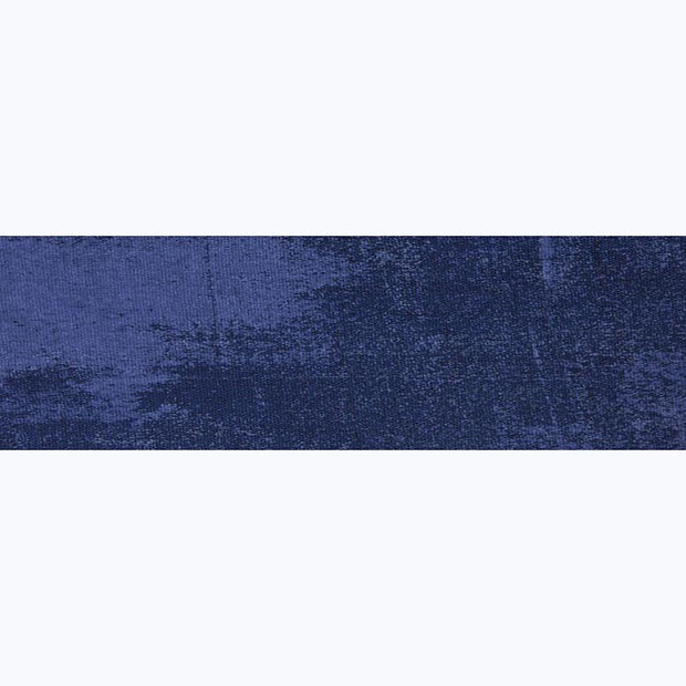 Grunge Navy Bias Binding