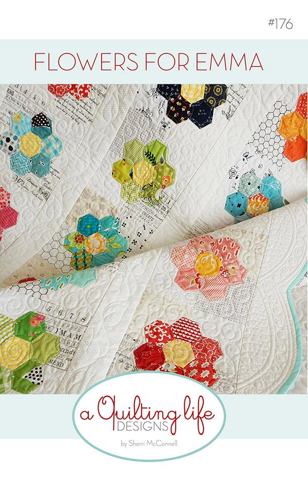 Flowers For Emma Quilt Pattern