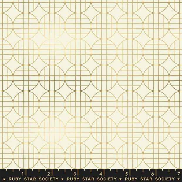 Stellar Moon Grid Gold
