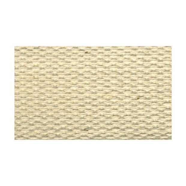100% Cotton Strap Beige 1""