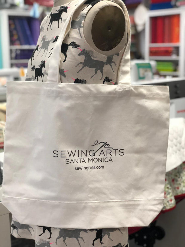 Sewing Arts Tote Bag