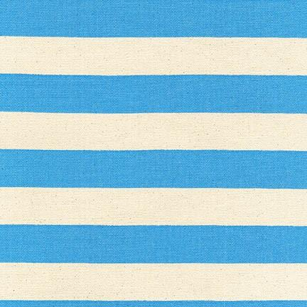 Sevenberry: Canvas Prints Blue Stripe