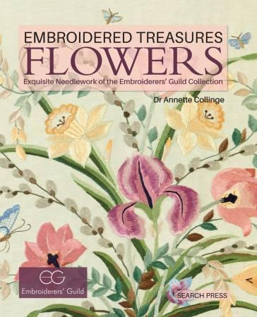 Embroidered Treasures Flowers