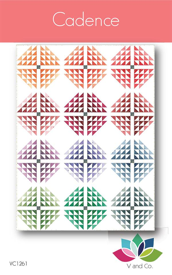 Cadence Quilt Pattern