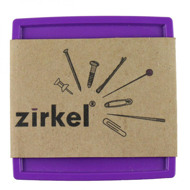 Magnetic Pin Holder Purple