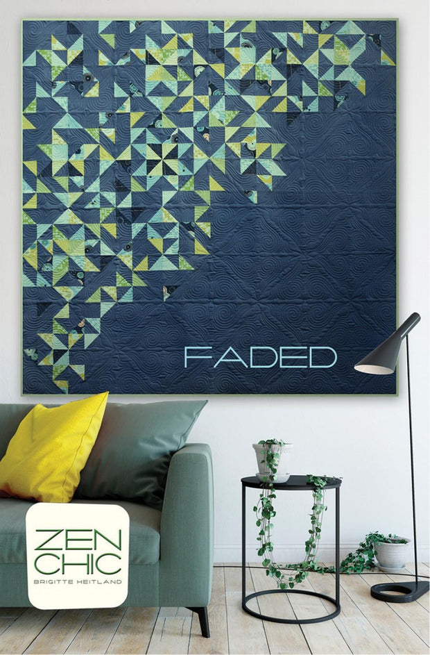 Faded Quilt Pattern