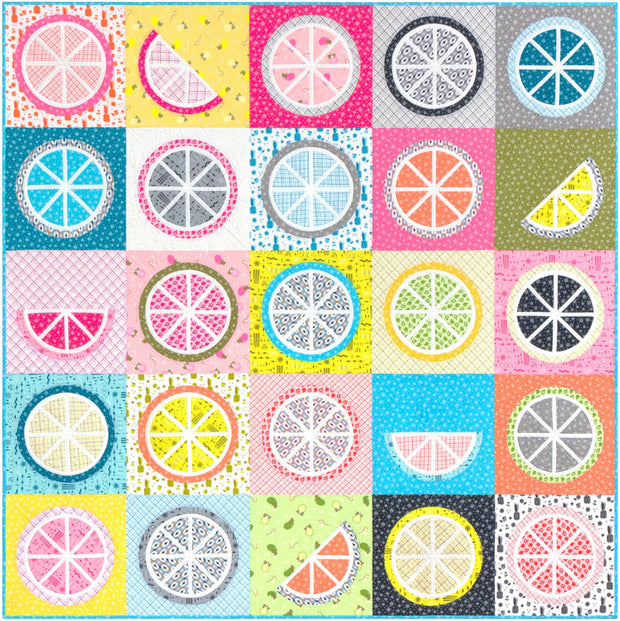 Fruit Juice Quilt