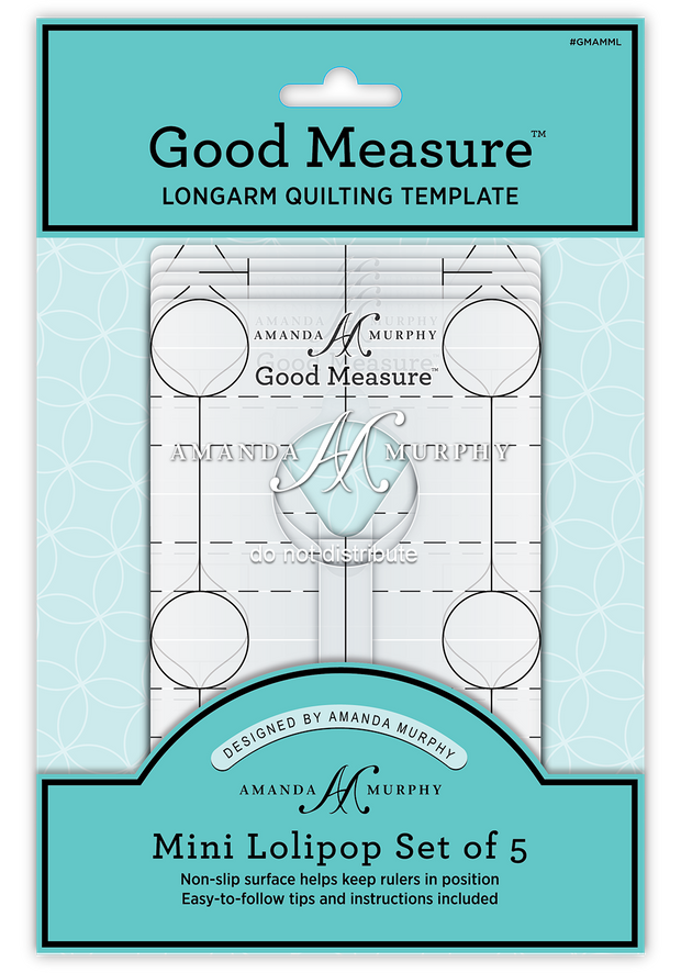 Good Measure Mini Lollipop Set of 5