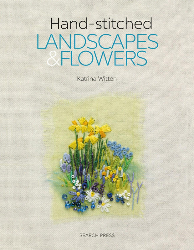 Handstitched Landscapes and Flowers