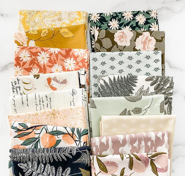 Her & History Fat Quarter Bundle