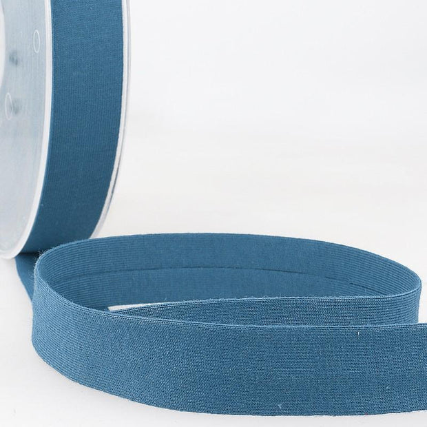 "Jersey Bias Tape 3/4"" Lavender Blue"