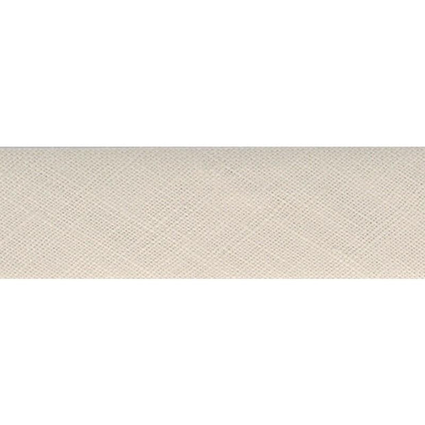 "Linen Bias Tape 3/4"" Light Gray"