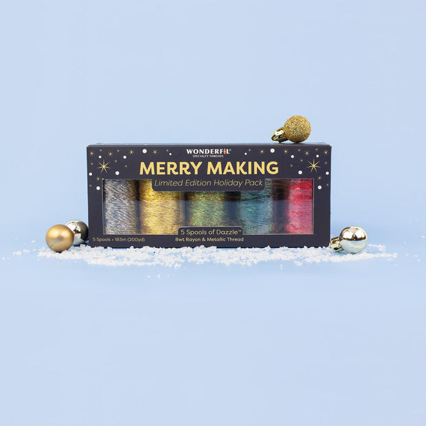 Merry Making Christmas