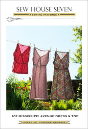 The Mississippi Avenue Dress & Top