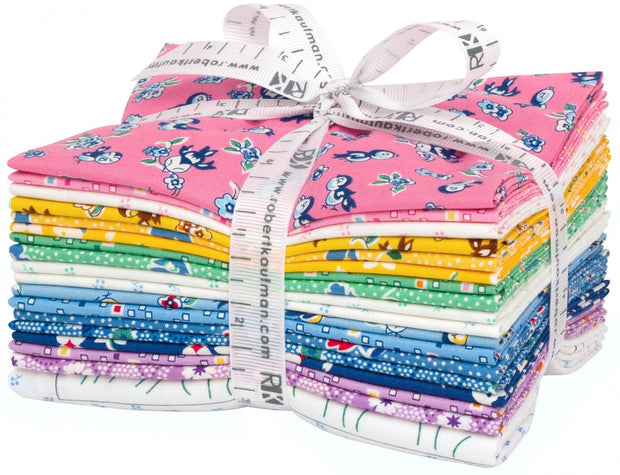 Naptime Multi Fat Quarter Bundle