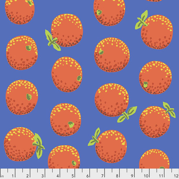 Oranges Orange for Kaffe Fassett Collective