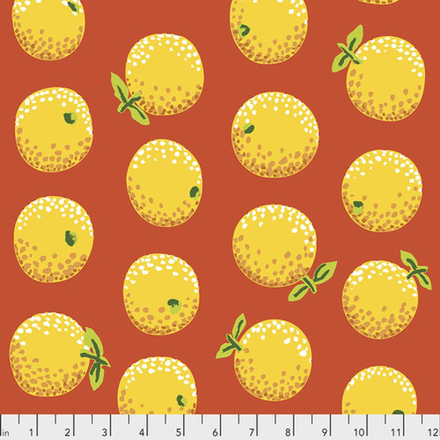 Oranges Yellow for Kaffe Fassett Collective