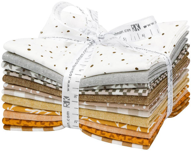 Paintbox Neutral Palette Colorstory Fat Quarter Bundle