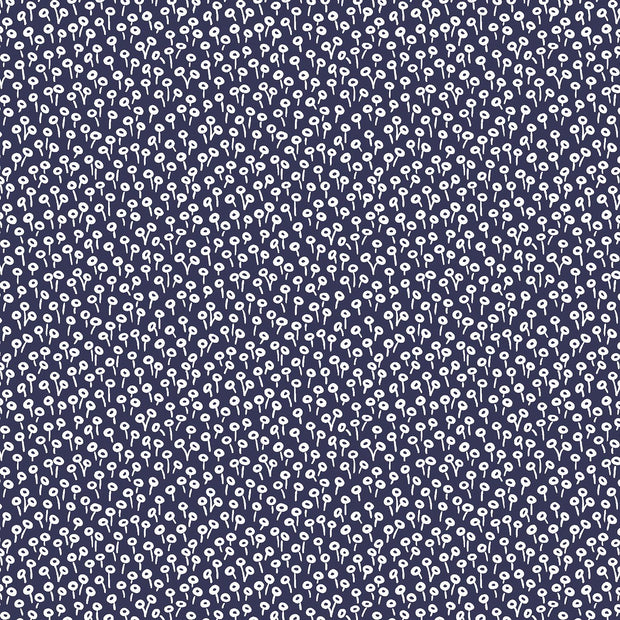 Rifle Paper Co. Basics Tapestry Dot Navy