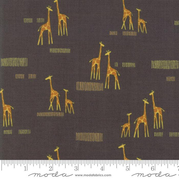 Safari Life Giraffe Life Black