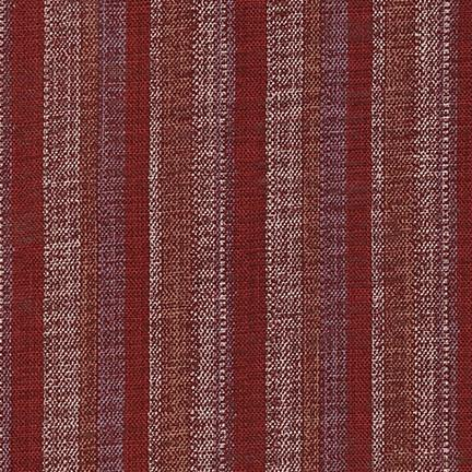 Sevenberry: Nara Homespun Red Stripes
