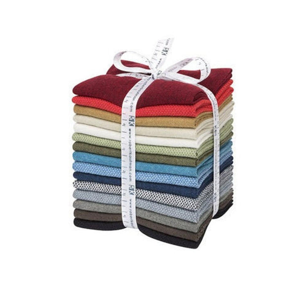 Shetland Flannel Fat Quarter Bundle New Colors 2020