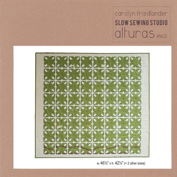 Slow Sewing Studio: Alturas