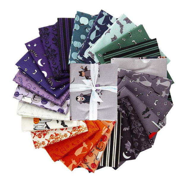 Spooky Hollow Fat Quarter Bundle