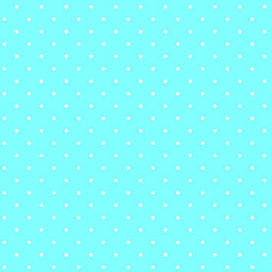 Sweet Shoppe Candy Dot Aqua