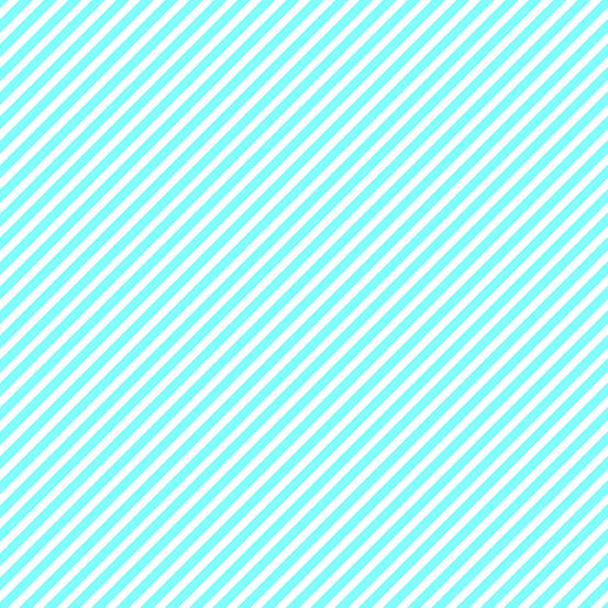 Sweet Shoppe Candy Stripe Aqua