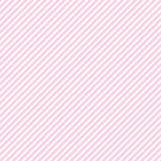 Sweet Shoppe Candy Stripe Candy Pink