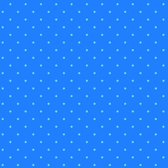 Sweet Shoppe Too Candy Dot Electric Blue