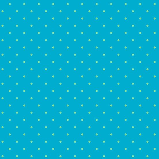 Sweet Shoppe Too Candy Dot Teal