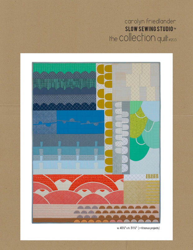 The Collection Quilt Block of the Month