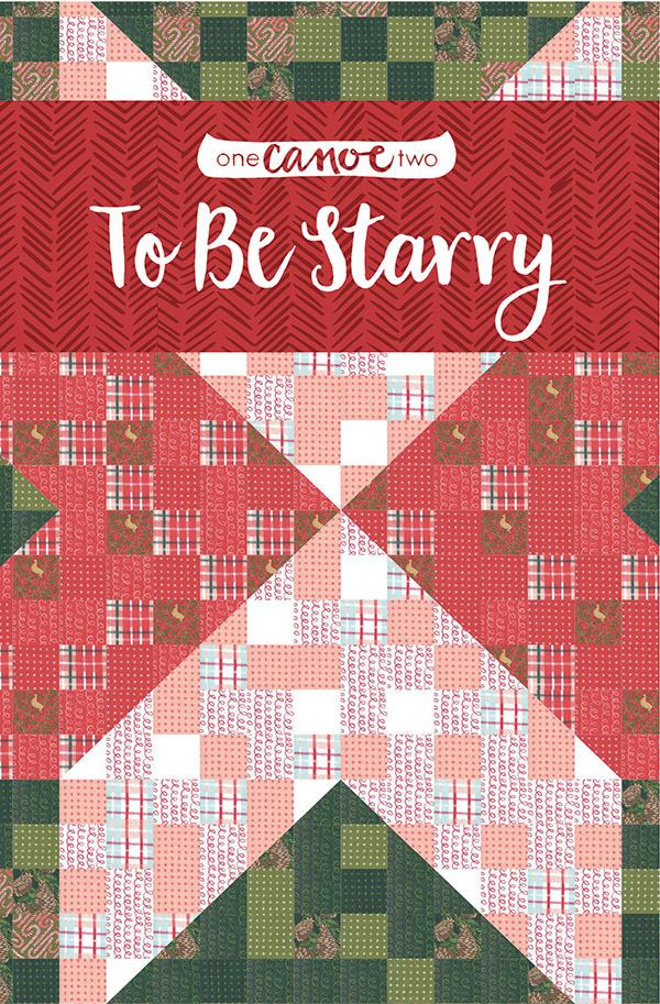 To Be Jolly To Starry Quilt Pattern