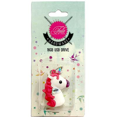 USB Unicorn White 16GB