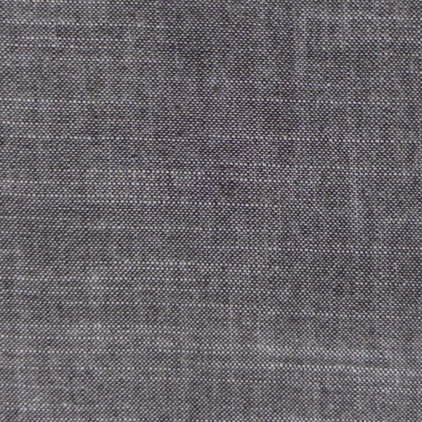 Yarn Dyed Chambray Black