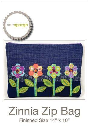 Zinna Zip Bag