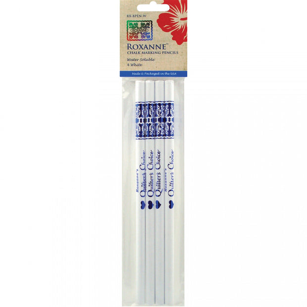 Chalk Pencils White