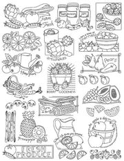 #403 Fruits and Veggies