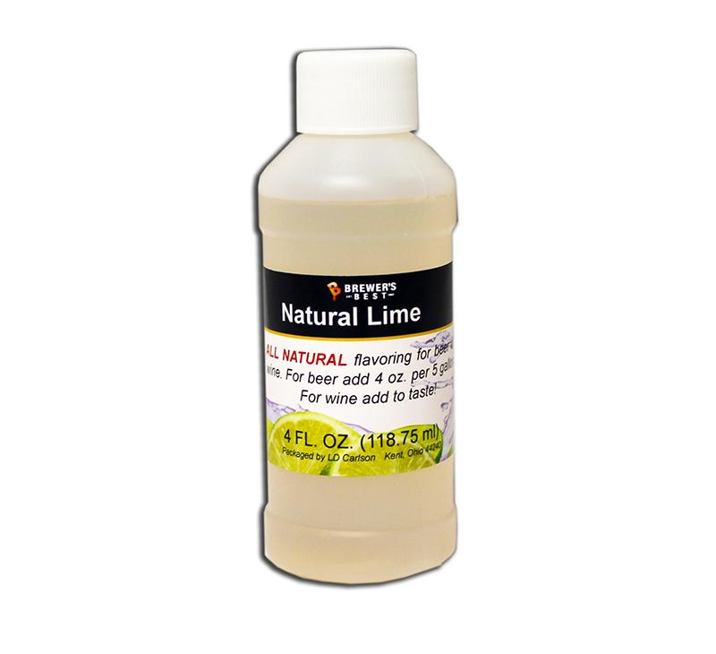Natural Lime Flavoring Extract