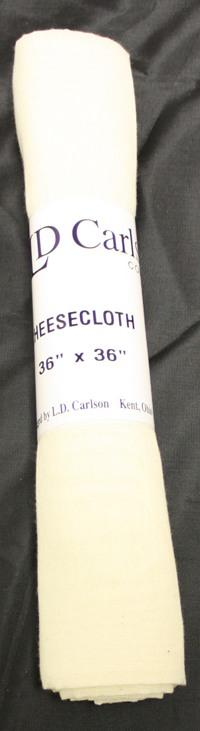 "36"" X 36"" Cheesecloth"