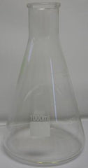 Erlenmeyer Flask - 1000Ml (Accommodates #7 1/2 Stopper)