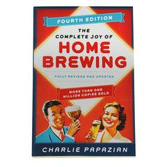 The Complete Joy Of Homebrewing3Rd Edition (Papazian)