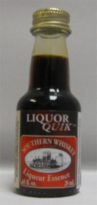 Southern Whiskey Liquor Quik Essence