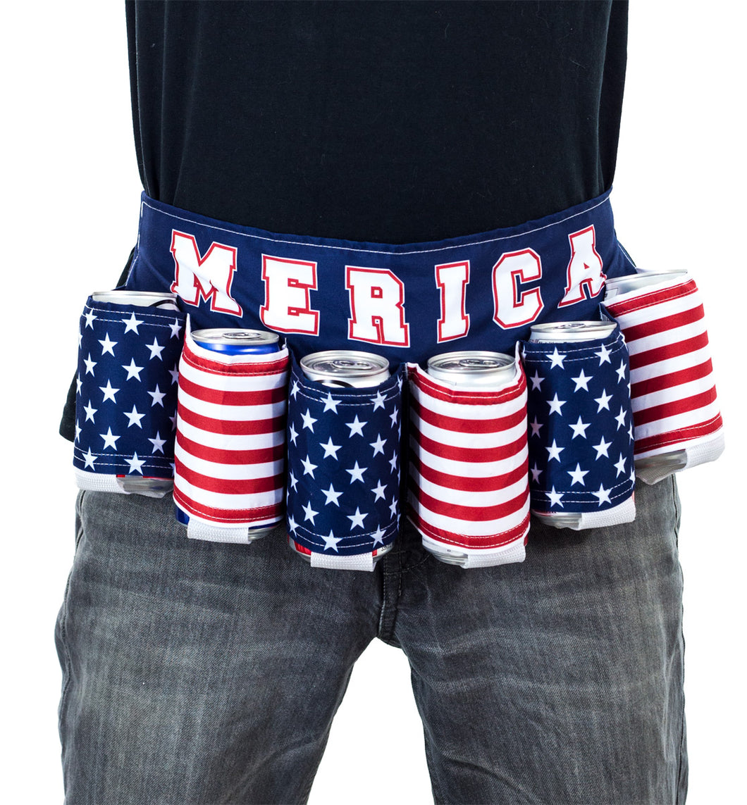 Novelty Beverage Holder Beer Belt-
