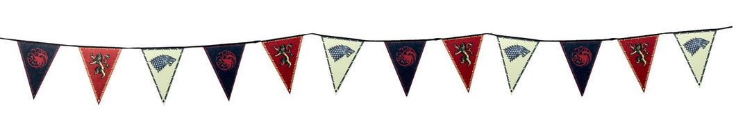 Game of Thrones Viewing Party Banner